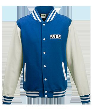 SVGE - Varsity Jacket