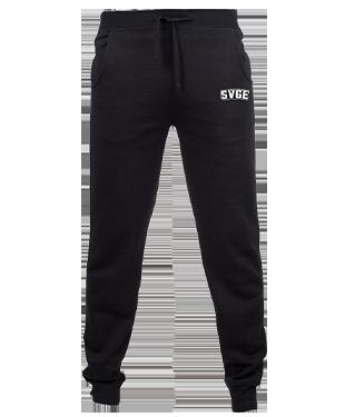 SVGE - Slim Cuffed Jogging Bottoms