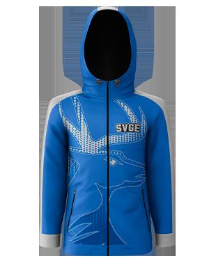 SVGE - Bespoke Windbreaker Jacket