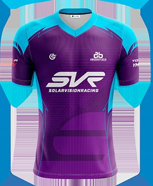 Solar Vision Racing - Short Sleeve Esports Jersey