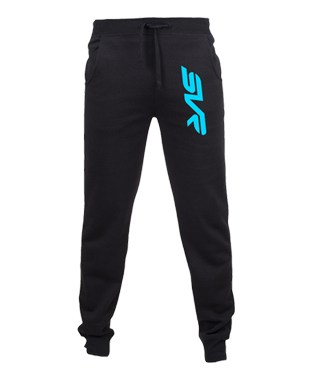 Solar Vision Racing - Slim Cuffed Jogging Bottoms