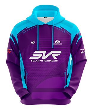 Solar Vision Racing - Esports Hoodie
