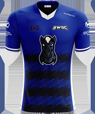 SWSC - Short Sleeve Esports Jersey