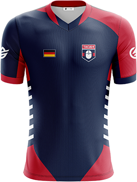 TACAM - Short Sleeve Esports Jersey
