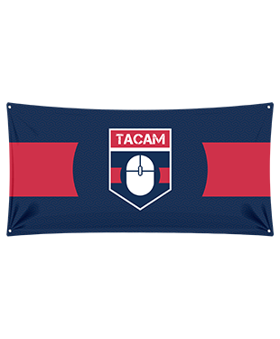 TACAM - Wall Flag