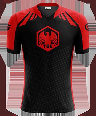 TBE - Short Sleeve Esports Jersey