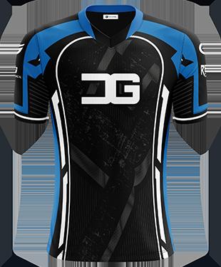 TeamCG - Short Sleeve Esports Jersey