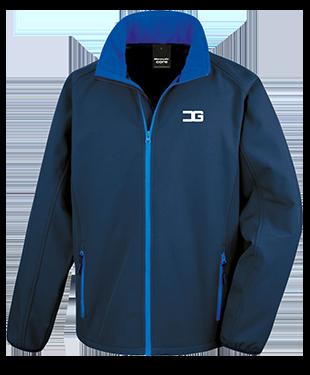 TeamCG - Softshell Jacket