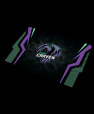 Team Craven - Gaming Mousepad
