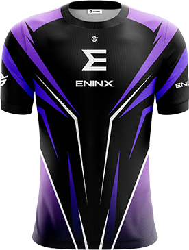 Team Eninx - Short Sleeve Esports Jersey
