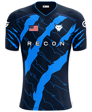 Team Recon - Short Sleeve Esports Jersey