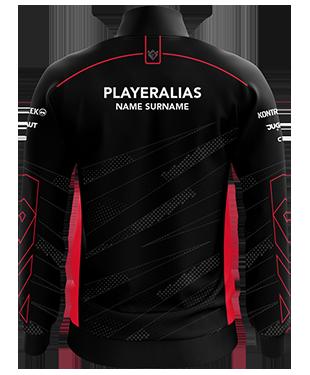 Team Unknown - Bespoke Player Jacket