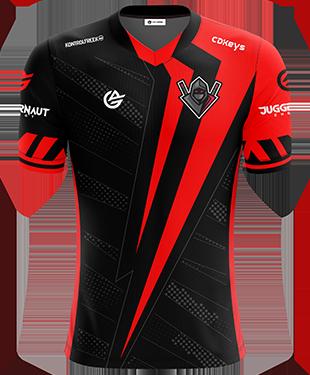 Team Unknown - Short Sleeve Esports Jersey