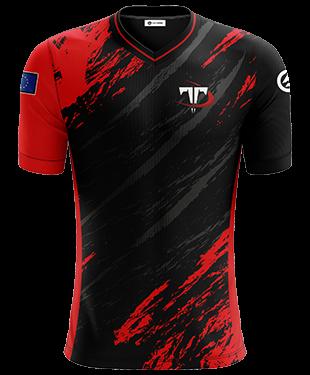 Team Divergent - Short Sleeve Esports Jersey