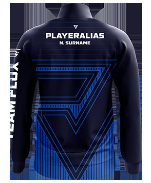 Team Flux - Esports Player Jacket