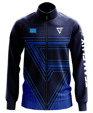 Team Flux - Esports Player Jacket