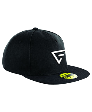 Team Flux - Original Flat Peak Snapback Cap