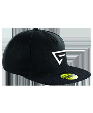 Team Flux - Original Flat Peak Snapback Cap