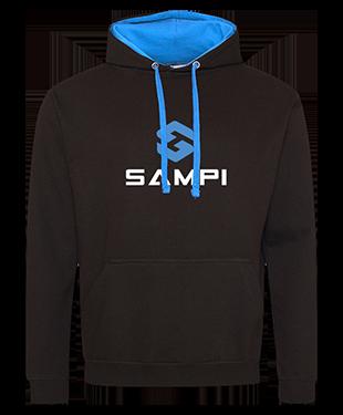 Team Sampi - Contrast Hoodie