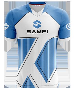 Team Sampi - Short Sleeve Esports Jersey