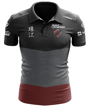 Team Torpedo - Bespoke Polo Shirt