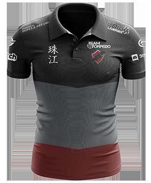 Team Torpedo - Bespoke Polo Shirt