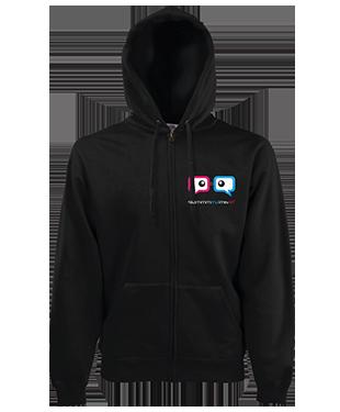 TeEm - Classic Zip Hooded Sweatshirt
