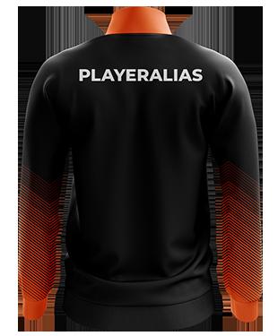 TeqR - Bespoke Player Jacket