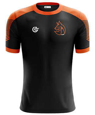 TeqR - Short Sleeve Esports Jersey