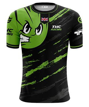 THC RACING - Pro Short Sleeve Esports Jersey