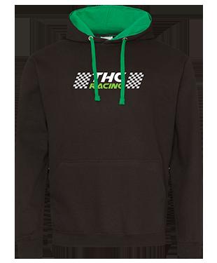 THC RACING - Contrast Hoodie