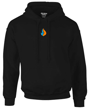 The Brave Jnr - Casual Hoodie