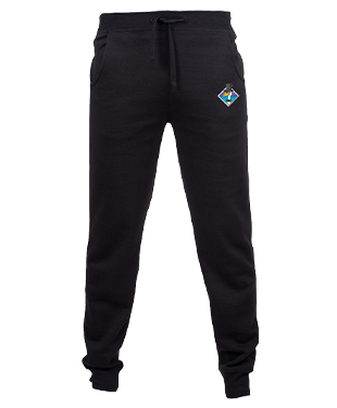 The Goose House - Slim Cuffed Jogging Bottoms