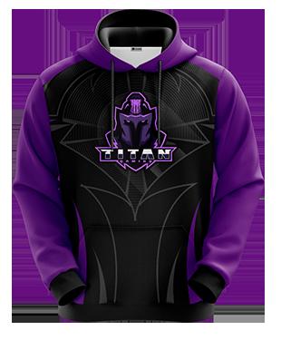 Titan Gaming - Bespoke Hoodie