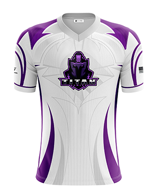 Titan Gaming - Short Sleeve Esports Jersey