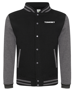 Team Obey - Varsity Jacket
