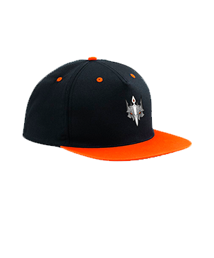 Team Penguin Overlords - 5 Panel Contrast Snapback