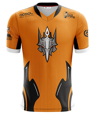 Team Penguin Overlords - Short Sleeve Esports Jersey