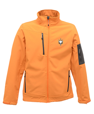 Team Penguin Overlords - Soft Shell Jacket