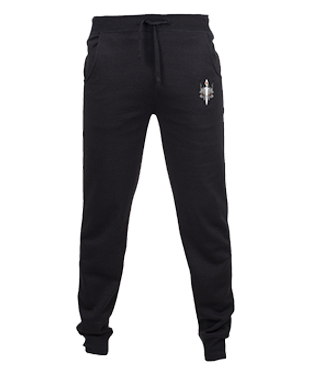 Team Penguin Overlords - Slim Cuffed Jogging Bottoms