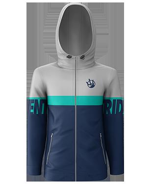Trident - Bespoke Windbreaker Jacket
