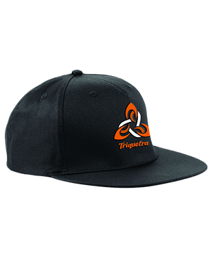 Triquetra Gaming - 5 Panel Snapback Cap