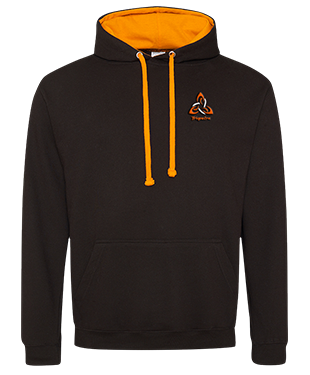 Triquetra Gaming - Contrast Hoodie