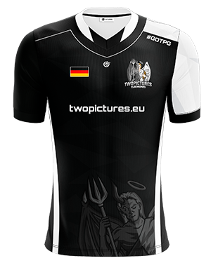 TwoPictures Gaming - Short Sleeve Esports Jersey