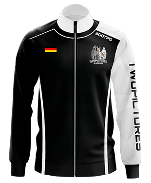 TwoPictures Gaming - Bespoke Player Jacket