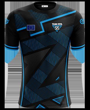 Team Zeta - Pro Short Sleeve Esports Jersey