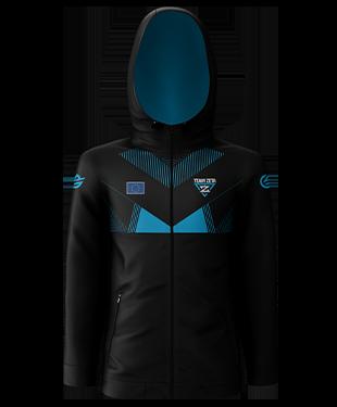 Team Zeta - Bespoke Windbreaker Jacket
