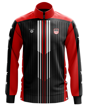 U4X - Esports Player Jacket