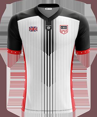 U4X - Short Sleeve Esports Jersey