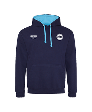 UEA Video Game Society - Contrast Hoodie